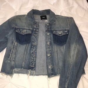BDG jean jacket from urban outfitters